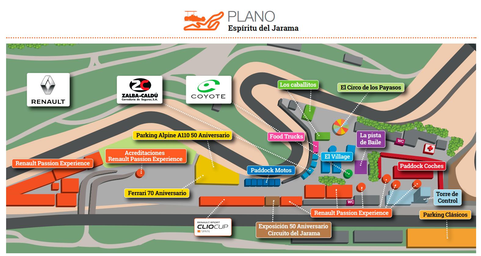 Circuito Del Jarama : Este fin de semana intentarán batir el récord absoluto del
